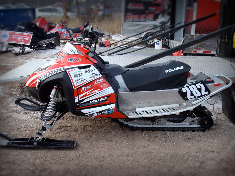 Snowcross graphics brainerd
